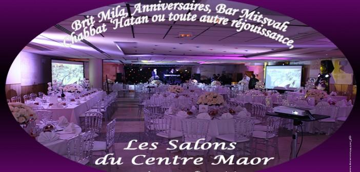 Location Salon Maor